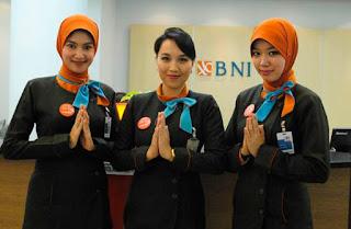 Info Lowongan Kerja Resmi 2018 di BANK BNI PT BANK NEGARA INDONESIA (Persero) Tbk