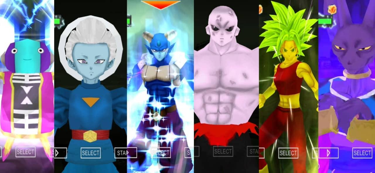 Dragon Ball Super PPSSPP ISO DBZ TTT Mod Download
