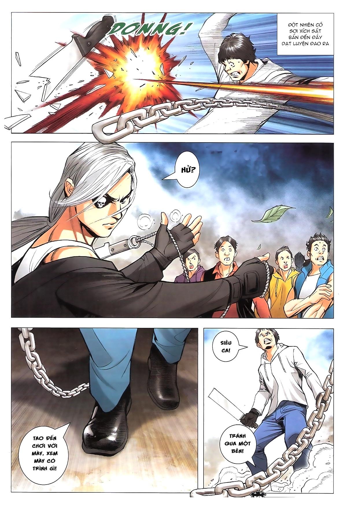 Người Trong Giang Hồ chapter 1787: hỏa thiêu trần hạo nam trang 9