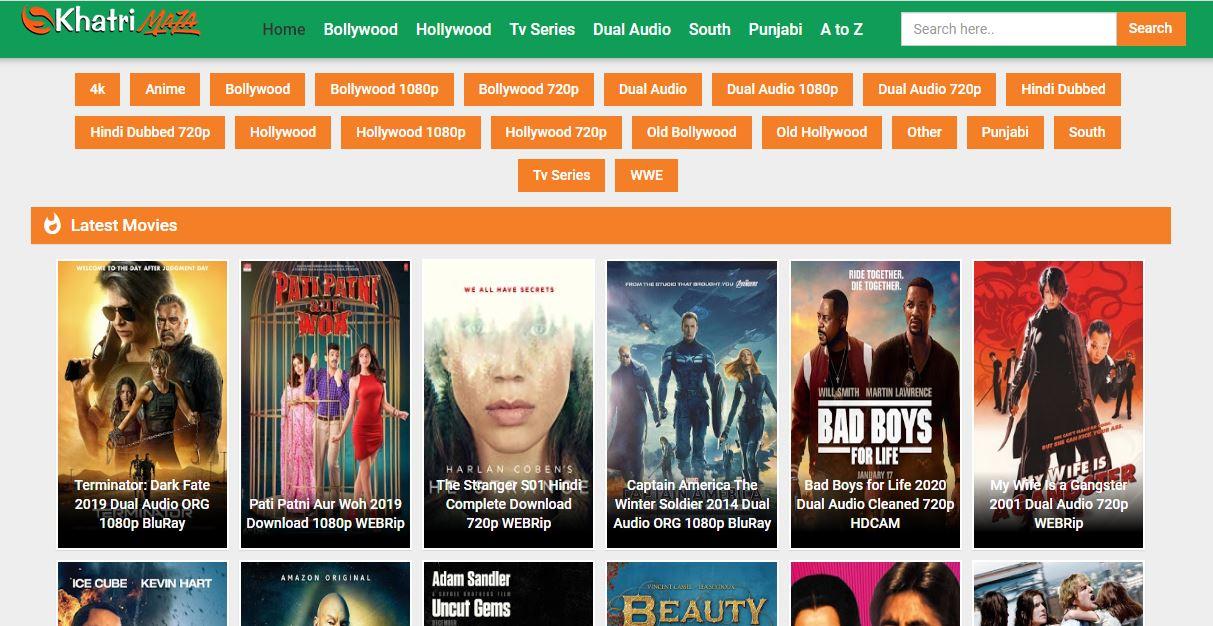 khatrimaza mkv download latest bollywood and hollywood movies 2020