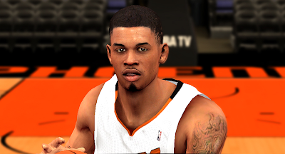 NBA 2K14 Gerald Green Cyberface Patch