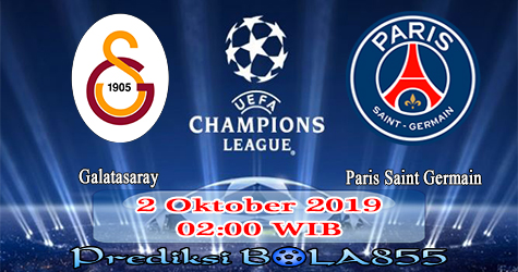 Prediksi Bola855 Galatasaray vs Paris Saint Germain 2 Oktober 2019