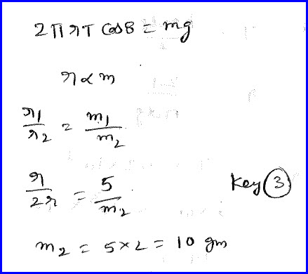 Surface Tension Problems with Solutions Two | IIT JEE and