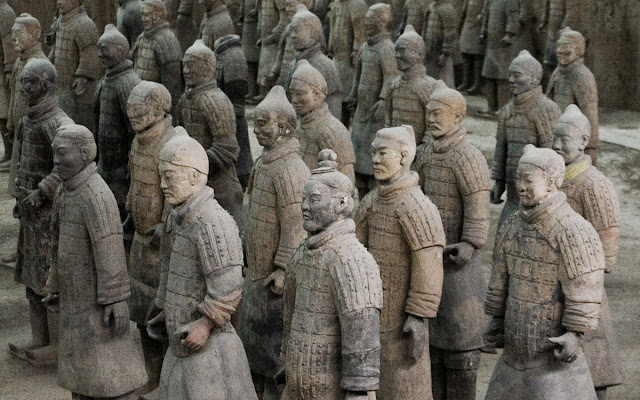 Chinese archaeologist refutes BBC report on Terracotta Warriors