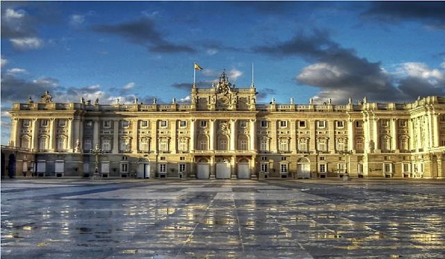 PALACIO DE MADRID