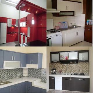 Pesan Kitchen Set Online + Furniture Semarang
