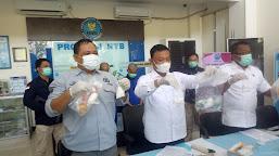Narkotika Jenis Sabu Senilai 1,4 Milyar berhasil Di Amankan BNNP