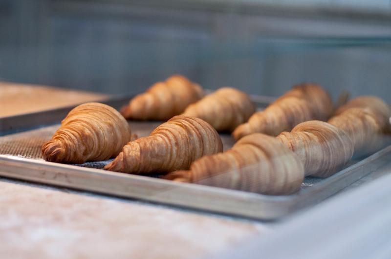 historia croissantów