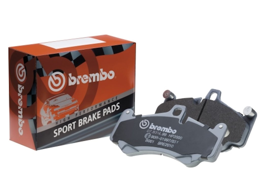 Brembo Brake Pads >> Brembo Sport Pads: The First Upgrade Level for Any Braking System | Philippine Car News, Car ...