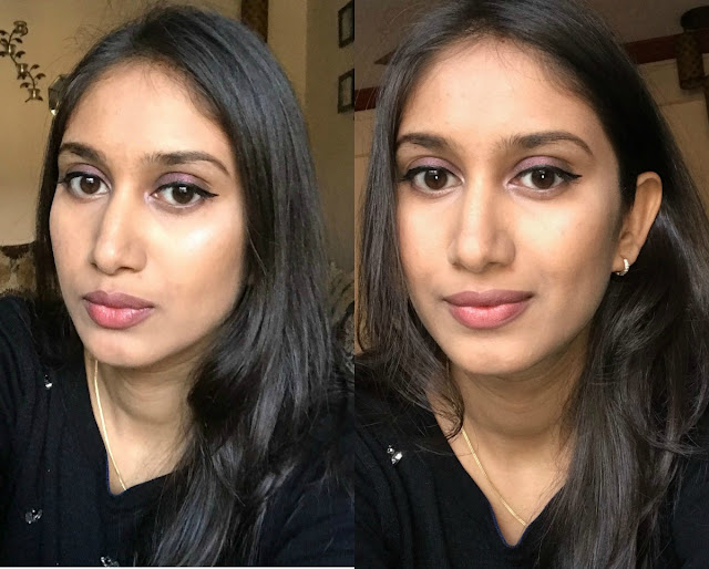 Wet n wild Photo focus foundation natural light flash test