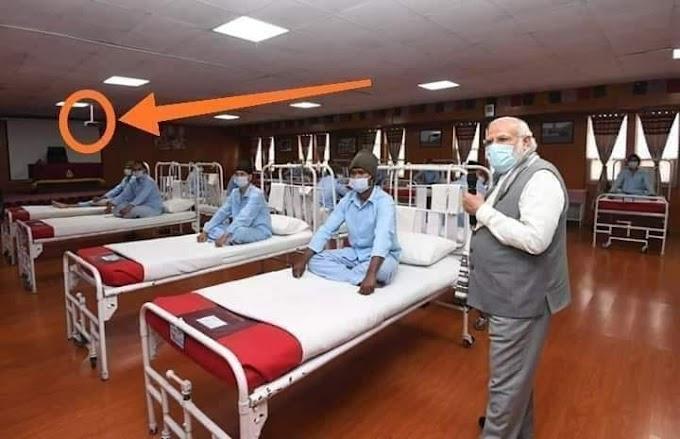 No military Hospital. Shame on you -Shamsher Khan Pathan