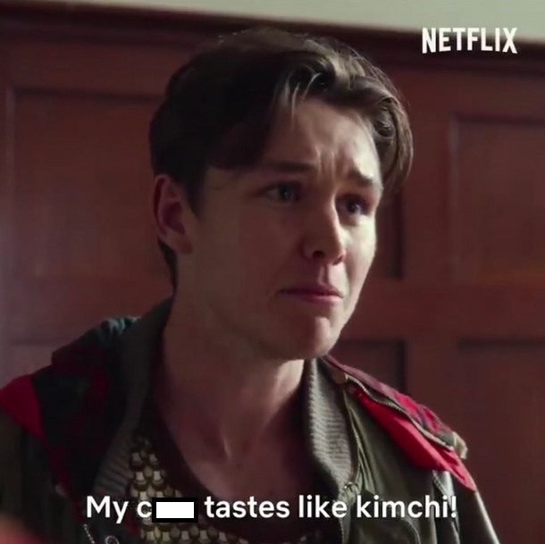 Netizenler Netflix şovu 'Sex Education' 2. sezon fragmanına sinirlendi