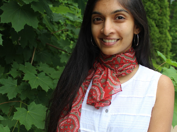 MAYIL SCARVES // Unique Handmade Scarves for Spring