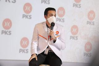 Gamal Albin Said Ketua Kepemudaan PKS