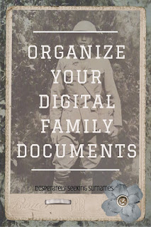Tagging To Organize You Digital Family Documents