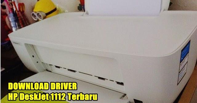 Download Driver Printer Hp Deskjet 1112 Terbaru - Mahir Oprek