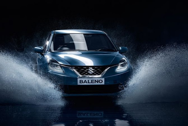 Maruti Suzuki Baleno India Launch