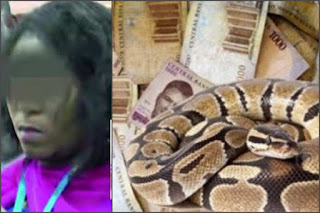 EFCC arraigns woman, 5 others who claim snake swallowed JAMB's N35m