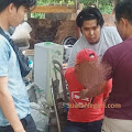 Sempat Berusaha Kabur, Pencuri Assesoris Mobil di Selayar Ditangkap Polisi