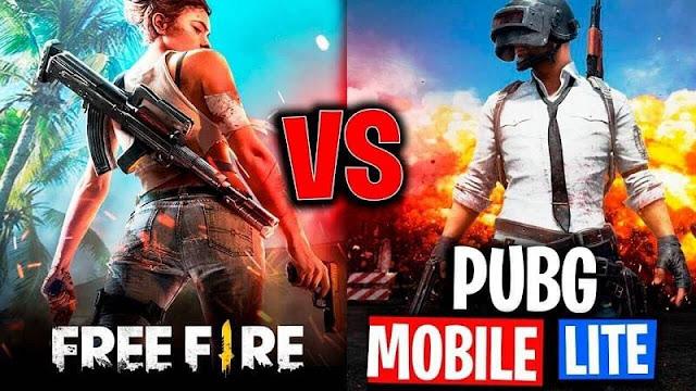 Free Fire vs PUBG Mobile Lite: Hangi oyunun daha iyi grafikleri ve performansı var?
