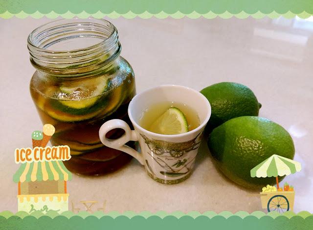 蜂蜜漬檸檬