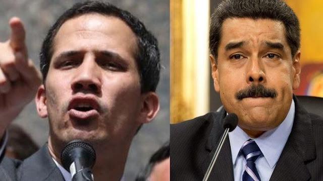 Cómo se vive en Venezuela con 2 presidentes