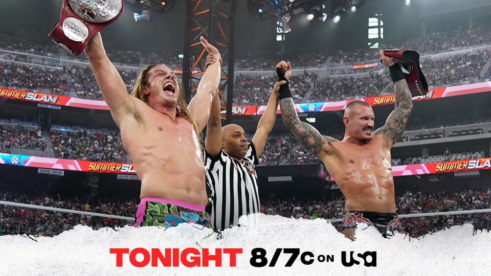 Cobertura: WWE RAW (23/08/2021) – RK-Bro!