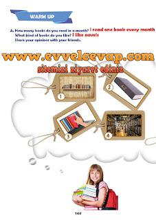 6. Sınıf İngilizce Çalışma Kitabı Cevapları MONOPOL Yayınları Sayfa 140