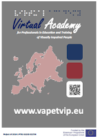 Mini example of the grey version of VAPETVIP project poster