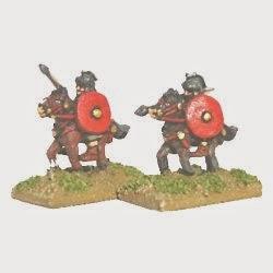 AUX4 Roman Cavalry (large round Sheild).