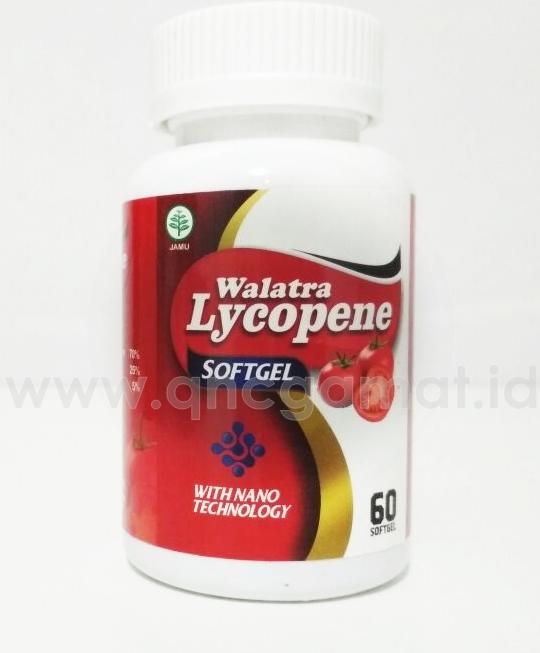 Produk Kesehatan Herbal Lycopene Softgel