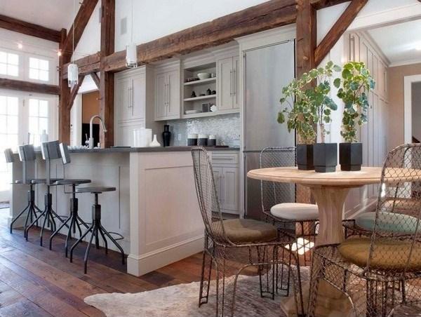 11 model Desain Meja Sederhana untuk Dapur Kecil