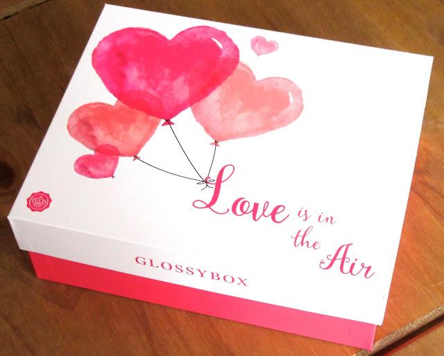 glossy box february 2016