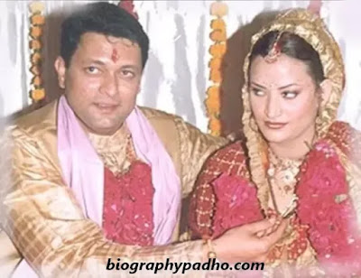 Rinku Karmarkar with his husband kiran karmarkar