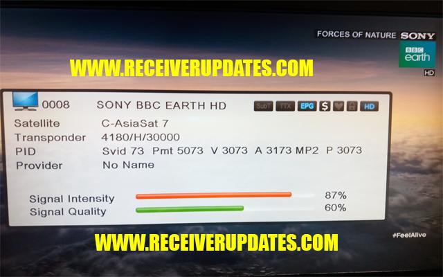 ALI3510C & ALI3510D FOX NETWORK 42 E SOFTCAM KEY - Receiver