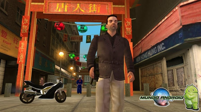Jugabilidad de GTA: Liberty City Stories