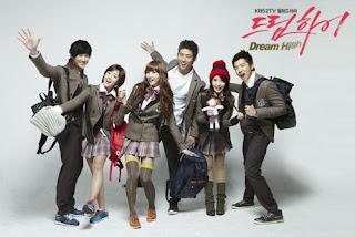 Sinopsis Drama Korea Dream High 1 Episode 1-16 Terakhir
