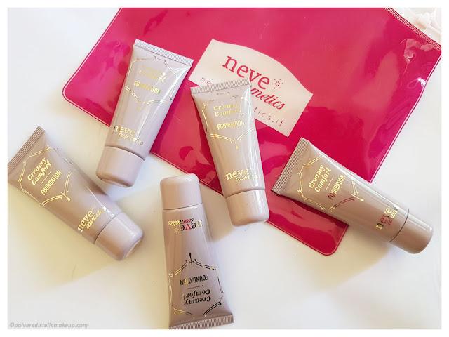 Neve Cosmetics Creamy Confort