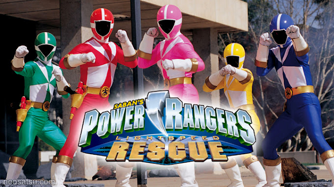 Power Rangers Lightspeed Rescue Batch Subtitle Indonesia