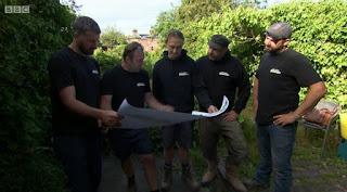 The landscape team