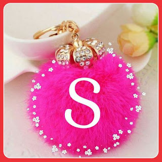 beautiful images of letter s with flowers