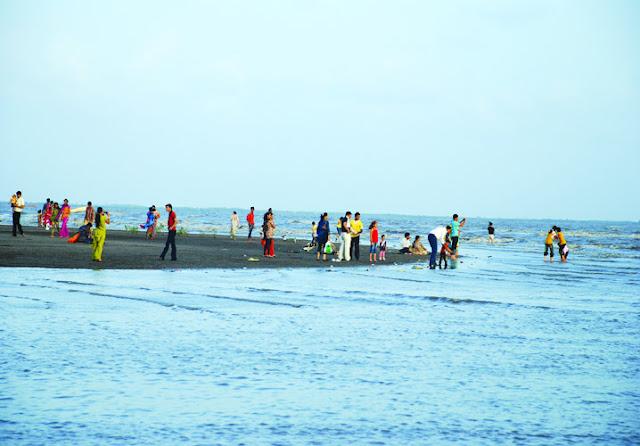 Dumas Beach, Surat- Gujarat