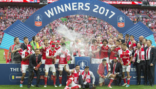 Video Gol Arsenal vs Chelsea 2-1 FA Cup Final 27/5/2017