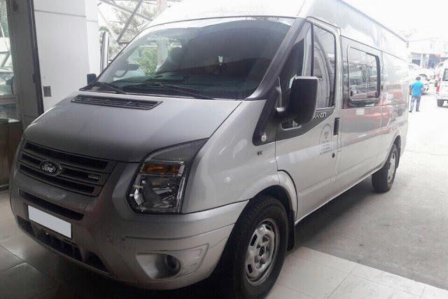 Bán xe Ford Transit Van - đời 2016 - Bonbanhsaigon.com 2