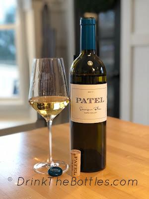 2017 Patel Winery Sauvignon Blanc