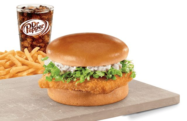 fish sandwich returns to jack in the box brand eating