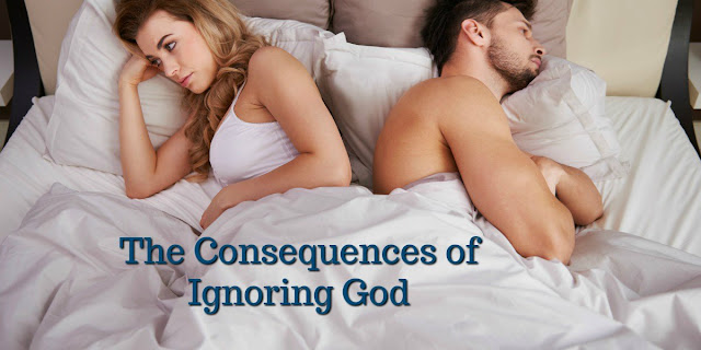 Our culture has discarded God's commands and research shows we're not really enjoying ourselves. This 1-minute devotion explains.