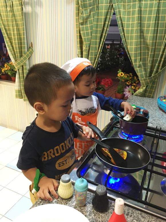 play date toddler di kidzania