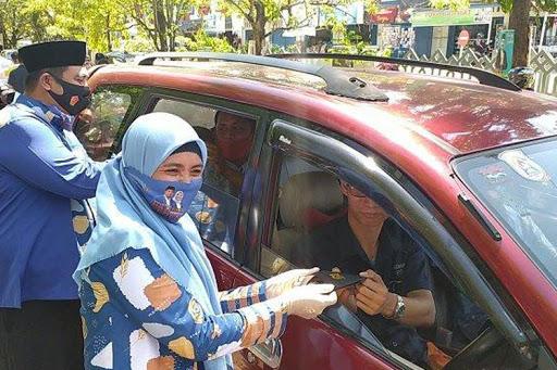 Suhartina Bohari Paparkan Program Strategis Hatikita Keren dalam Penanganan Covid-19 di Maros