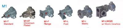 Tonson M1 Series Piston Air Motor